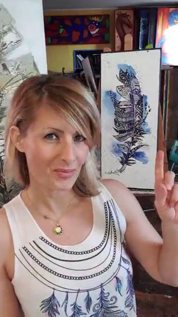 Infos Coronavirus : les Tutos vidéos de Nathalie Falck pour occuper votre confinement…