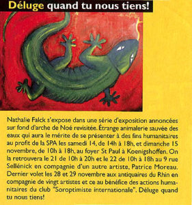 Polystyrène – Novembre 1998
