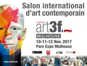 Salon d'art contemporain de Mulhouse du 10 au 12 novembre 2017