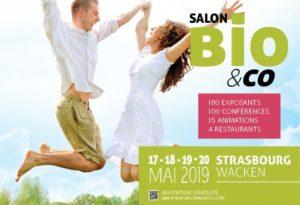 Salon Bio Strasbourg Wacken 17-19 mai 2019